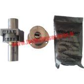 Bloc cylindre pour serrure à bandeau Vachette Radial NT