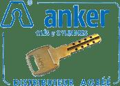 Serrurier agréé Anker