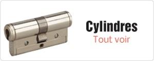 Vente de cylindres en ligne et à Paris 12 avec la Serrurerie Meunier